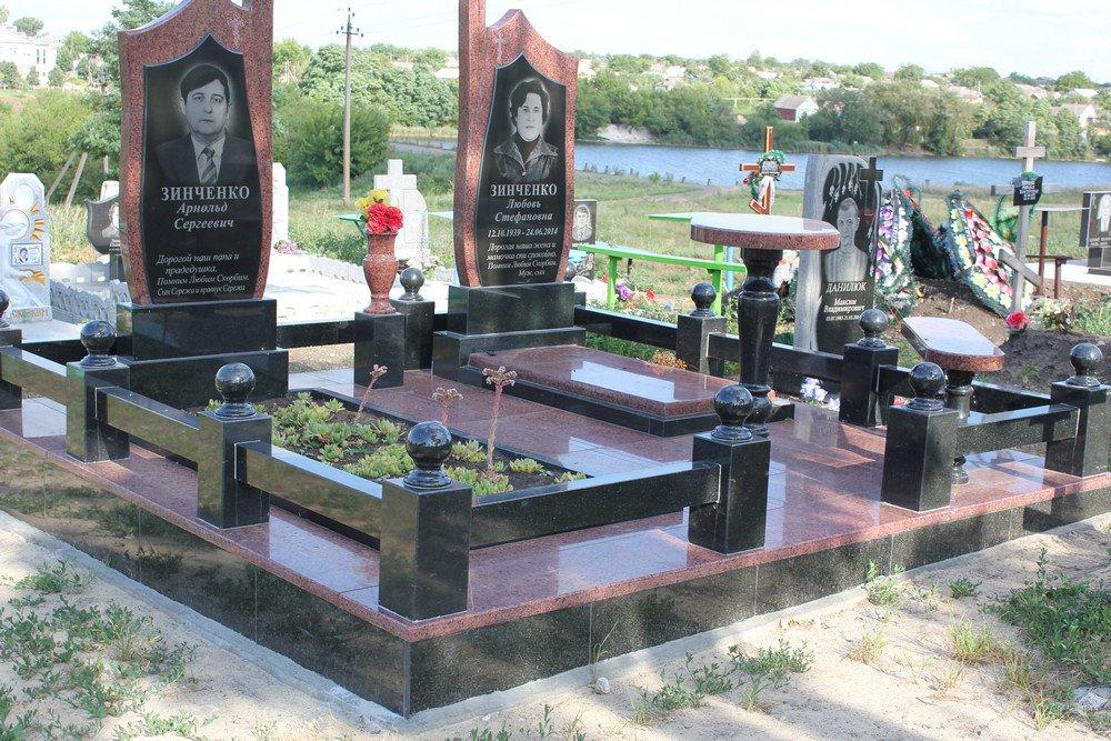 Недорогие памятники на кладбище в киевская памятники мусе джалилю в казани luciano