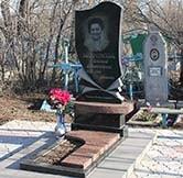 надгробия фото №10 в мастерской по изготовлению памятников