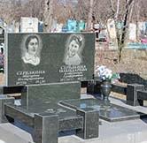 памятники фото и цены №11 в гранитной мастерской, Киев