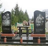памятники фото №14 от гранитной мастерской ART-GRANIT
