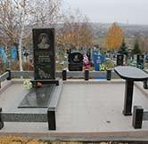 заказать памятник фото №16 в нашей мастерской, доставка по Киеву!
