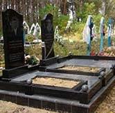 красивые памятники на кладбище фото №20 в гранитной мастерской, Киев