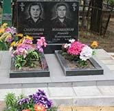 элитные памятники на кладбище фото №21 в мастерской по изготовлению памятников на могилу