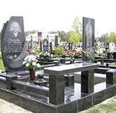 виды памятников на кладбище фото №22 в мастерской Арт гранит