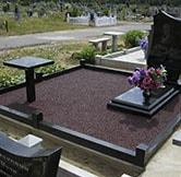 памятники на кладбище фото №24