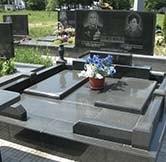 эксклюзивные надгробные памятники фото #5 от гранитной мастерской, доставка по Киеву и области!