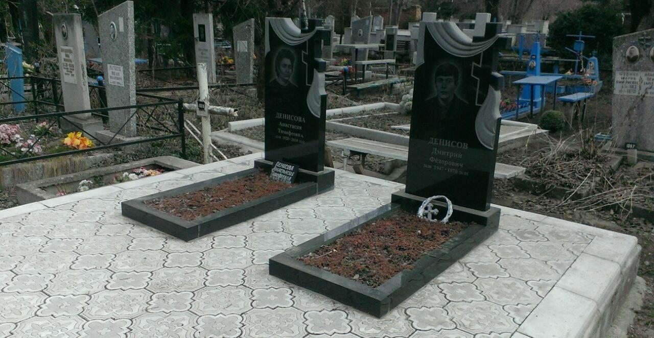Как обложить могилу плиткой своими руками памятник из красного гранита цена москва